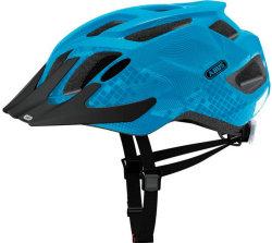 Велосипедный шлем Abus MOUNTX blue