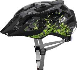 Велосипедный шлем Abus MOUNTX grey camouflage