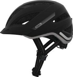 Велосипедный шлем Abus PEDELEC+ black edition