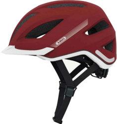 Велосипедный шлем Abus PEDELEC marsala red