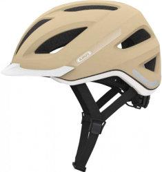 Велосипедный шлем Abus PEDELEC sand beige