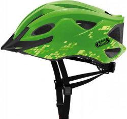 Велосипедный шлем Abus S-CENSION diamond green