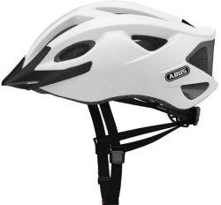 Велосипедный шлем Abus S-CENSION polar white