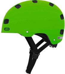 Велосипедный шлем Abus SCRAPER KID v.2 green