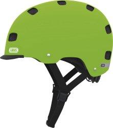 Велосипедный шлем Abus SCRAPER v.2 green