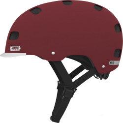 Велосипедный шлем Abus SCRAPER v.2 marsala red