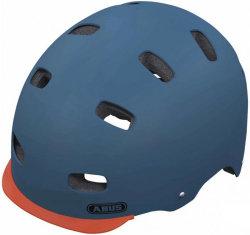 Велосипедный шлем Abus SCRAPER v.2 petrol
