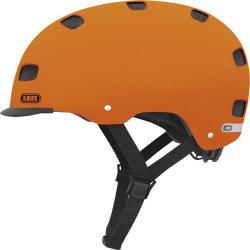 Велосипедный шлем Abus SCRAPER v.2 signal orange