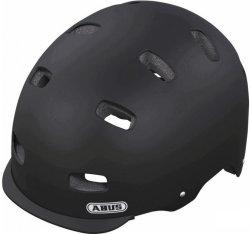 Велосипедный шлем Abus SCRAPER v.2 black