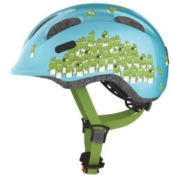 Велосипедный шлем Abus SMILEY 2.0 blue croco
