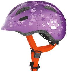 Велосипедный шлем Abus SMILEY 2.0 purple star