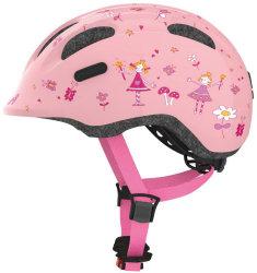 Велосипедный шлем Abus SMILEY 2.0 rose princess