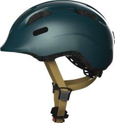 Велосипедный шлем Abus SMILEY 2.0 royal green