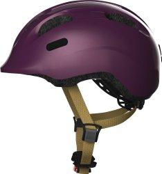 Велосипедный шлем Abus SMILEY 2.0 royal purple