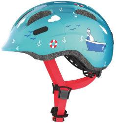 Велосипедный шлем Abus SMILEY 2.0 turquoise sailor