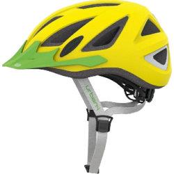 Велосипедный шлем Abus URBAN-I V.2 neon yellow