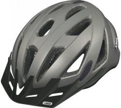 Велосипедный шлем Abus URBAN-I V.2 asphalt grey