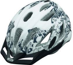 Велосипедный шлем Abus URBAN-I V.2 maori white