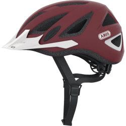 Велосипедный шлем Abus URBAN-I V.2 marsala red