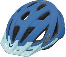Велосипедный шлем Abus URBAN-I V.2 neon-blue