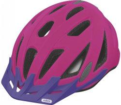 Велосипедный шлем Abus URBAN-I V.2 neon pink