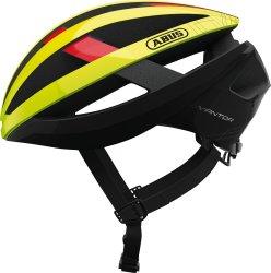 Велосипедный шлем Abus VIANTOR neon yellow
