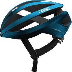 Велосипедный шлем Abus VIANTOR steel blue