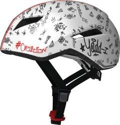 Велосипедный шлем Abus YADD-I KID white street
