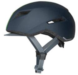 Велосипедный шлем Abus YADD-I streak blue