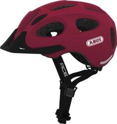 Велосипедный шлем Abus YOUN-I ACE cherry red