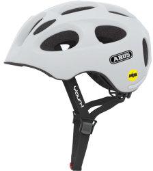 Велосипедный шлем Abus YOUN-I MIPS polar matt