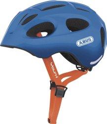 Велосипедный шлем Abus YOUN-I sparkling blue