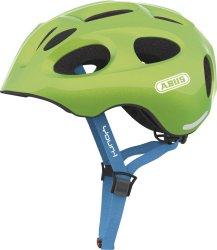 Велосипедный шлем Abus YOUN-I sparkling green