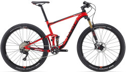 Велосипед Giant ANTHEM 1 27.5 red