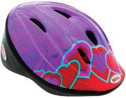 Велосипедный шлем Bell BELLINO blok hearts