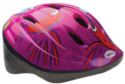 Велосипедный шлем Bell BELLINO humng birds