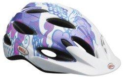 Велосипедный шлем Bell BUZZ pink dream