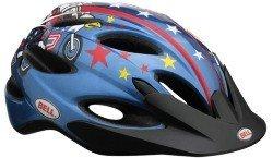 Велосипедный шлем Bell BUZZ blue