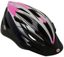 Велосипедный шлем Bell SHASTA pink-purple