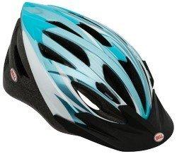 Велосипедный шлем Bell SHASTA white-silver