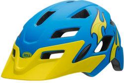 Велосипедный шлем Bell SIDETRACK CHILD matt-blue