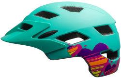 Велосипедный шлем Bell SIDETRACK CHILD matt mint-tang