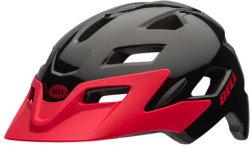 Велосипедный шлем Bell SIDETRACK YOUTH black-red echo