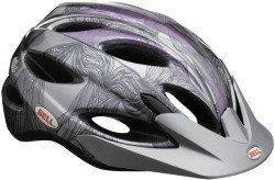 Велосипедный шлем Bell STRUT titanum-purple