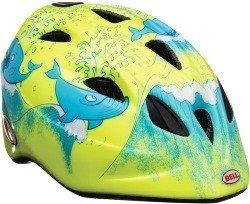 Велосипедный шлем Bell TATER yellow whale