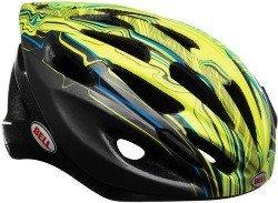Велосипедный шлем Bell TRIGGER charcoal-yellow ripler
