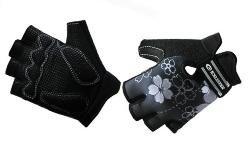 Велосипедные перчатки Exustar Е-120W black