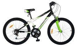 Велосипед Comanche PONY M black-white-green