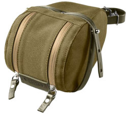 Подседельная сумочка Brooks ISLE OF WIGHT SADDLE BAG L green-olive