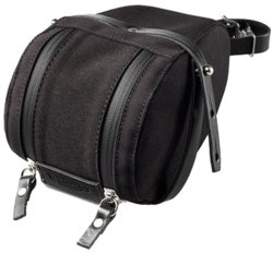 Подседельная сумочка Brooks ISLE OF WIGHT SADDLE BAG S black